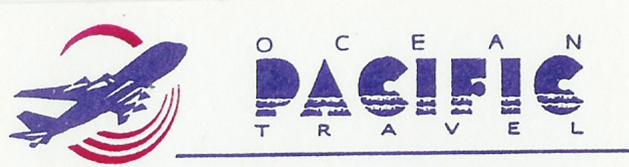 Ocean Pacific Travel Logo