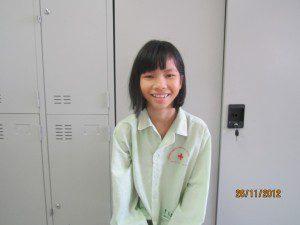 Thuong post surgery