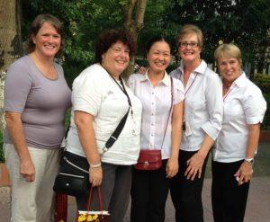Thai Binh province participant with MEDRIX team (FILEminimizer)