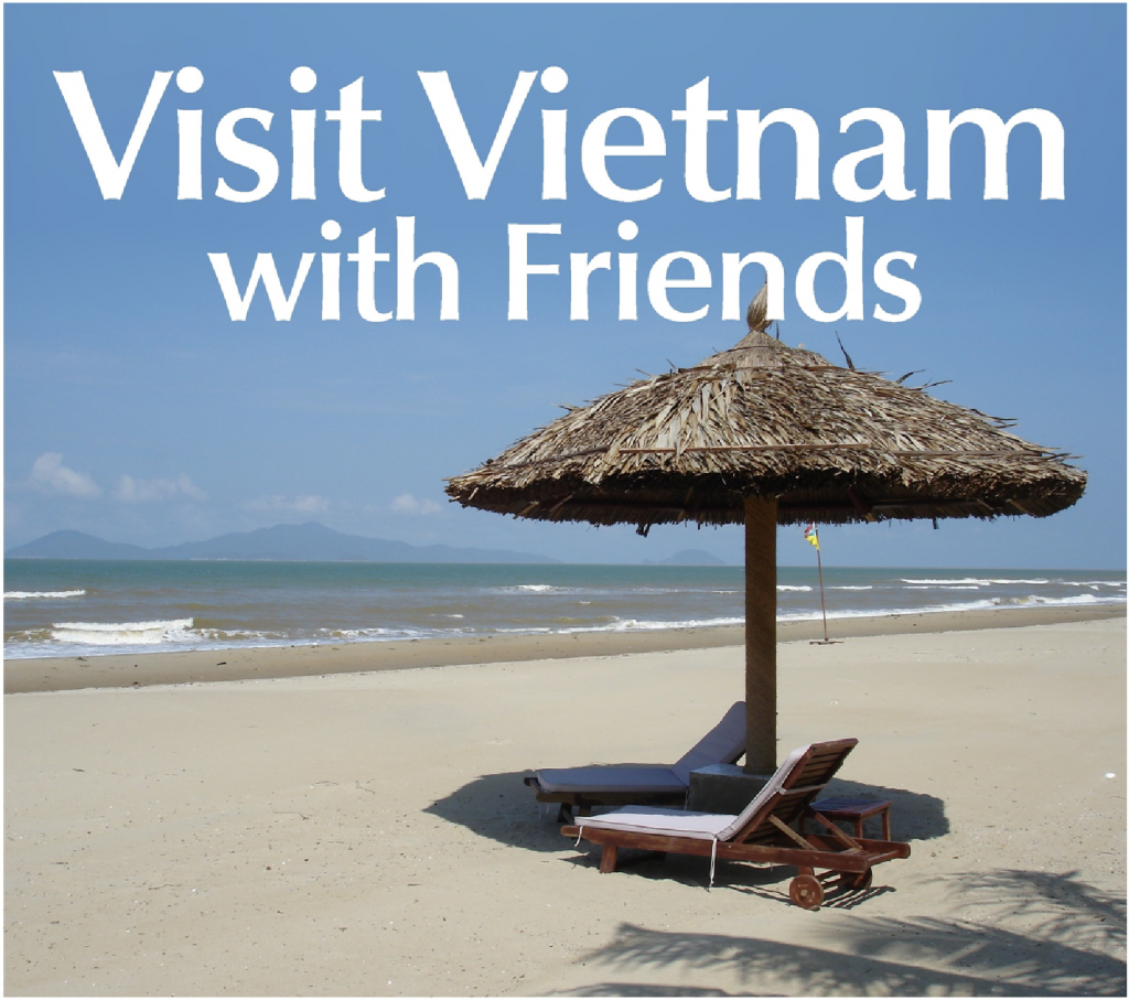 visit vietnam with friends
