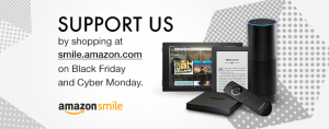 amazon smile black friday